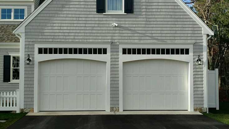 Amarr 174 Classica 174 Residential Garage Door Island Door